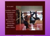 Acrodance fusion curso mixto   niñas desde 4 años