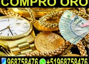 Compro oro - plata - cochinilla