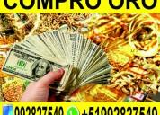 Compro oro - joyas - relojes - cochinilla - plata