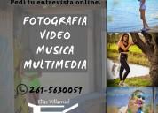 Productora audiovisual fotografia video multimedia