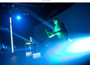 Show de percusión wet drums -  by valkirias shows