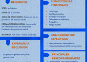 Gerente general - adm. de empresas/contador