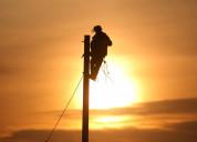 Electricista con garantia en claypole 1134702072