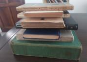 Compro libros usados o antiguos por lote