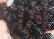 Sol de cuyo pasas de uvas