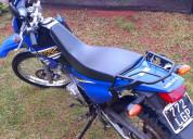 Vendo yamaha xtz 125 - modelo 2015