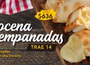 Don antonio pizzas & empanadas - sucursal moreno