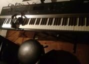 Clases de música online (piano, teoría, armonía)