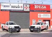 Reparaciones y servicios técnico rowa motorarg