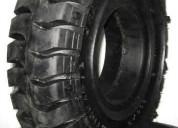Cubierta maciza 21x8x9 autoelevador rodamarsa