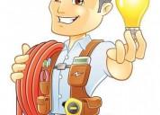 Electricista de obra al instante!!