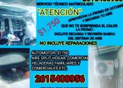 D.m climatizacion servicio tÉcnico matriculado