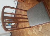Vendo muebles por mudanza