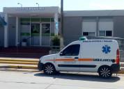 Traslados de ambulancia