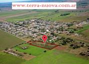 Lotes en monje (sf) barrio abierto terra nuova