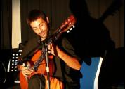Clases de guitarra y bajo online (san telmo)
