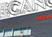 Mecano | arquitectura publicitaria, fabricación y