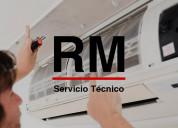 Servicio técnico rm | instalaciones, ventas, repar