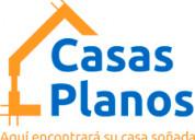 Casas-planos | proyectos arquitectónicos accesible