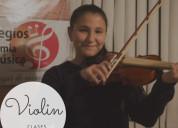 Escuela de violines clases en linea