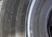Cubierta brigstone 265/70/16  , nueva sin uso