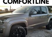 Amarok v6 confortline 4x4 automatica 2019