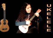 Cursos de ukelele y guitarra