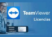 Licencias teamviewer - somos canal oficial en arg
