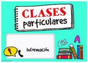QuÍmica matemÁtica fÍsica. tucumÁn. clases online