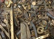 Compra de metales y chatarras