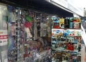 Alquiler  kiosco diarios revistas libros y afines
