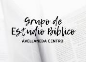 Estudio bíblico avellaneda