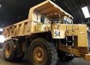 Camiones terex motor scania  60 toneladas cordoba
