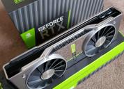 Mejor oferta geforce rtx 2080 / msi geforce 3080