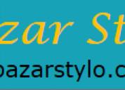 Bazar stylo mayorista